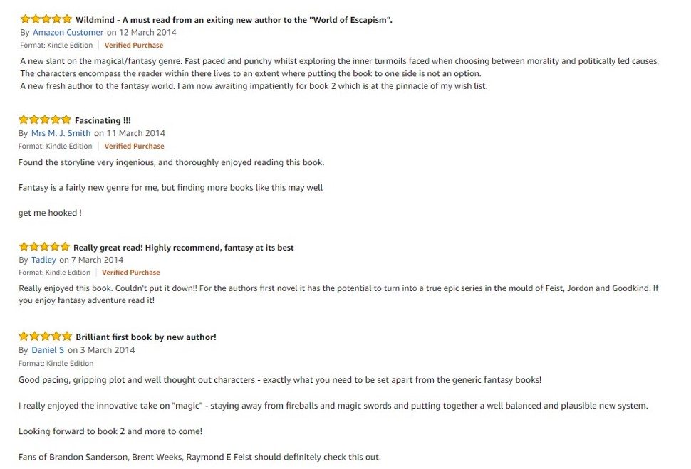 reviews pt3